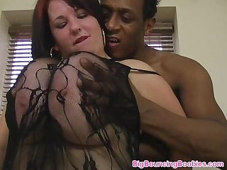 Meow S treat big black cock