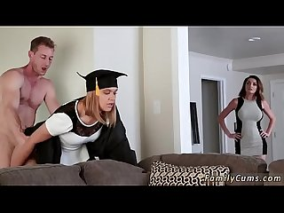 Family therapy creampie hd first time the graduate
