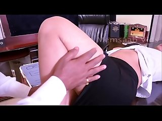 Desi school girl romancing with professor for promotion big boob pressed bgrade