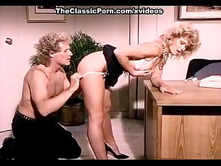 Kc williams randy west in classic porn Video featuring hot blonde chick