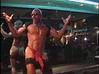 The artist from d period c period lpar black male stripper rpar
