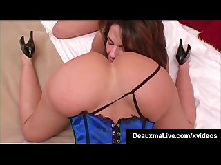 Sex hungry milfs deauxma janet mason worship their bodies
