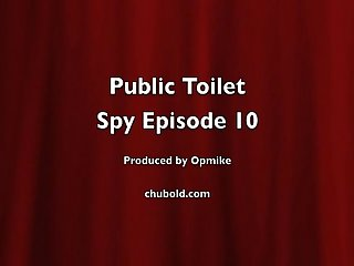 Public Toilet Spy Episode 10