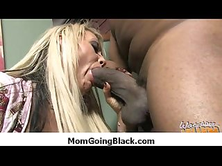 Super interracial sex horny milf fucking black dude 6
