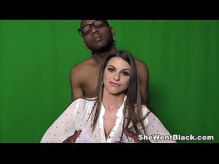 Brooklyn Chase Gangbanged by Black Cocks