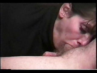 Awesome Amateur throat Fucking