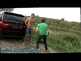 Outdoor gay mud sex first time Anal Sex by The Lake!