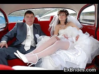 Real slutty ex brides excl