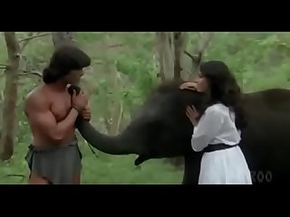 Tarzan hindi movie hotest parts