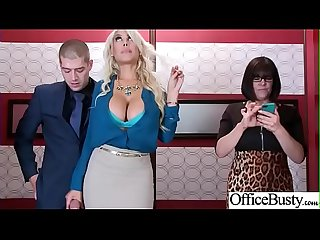 Hard sex tape in office with big round tits sexy girl lpar bridgette b rpar video 06