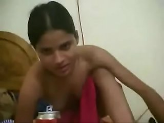 Delhi babe manu n raj Scandal wid hindi audio 8 mins new