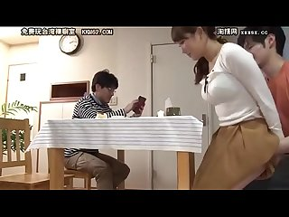 Japanese Mom And Son Under The Desk Games - LinkFull:..