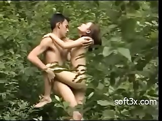 Thai softcore Love scene - Sarpseir