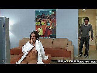 Brazzers baby got boobs Sneaky slut gets caught red handed scene starring brandy aniston and ja