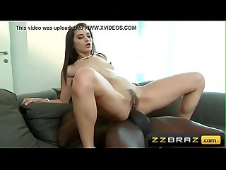 Ass gaping babe anally banged by bbc