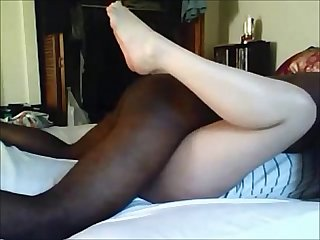 Amateur cheating wife interracial
