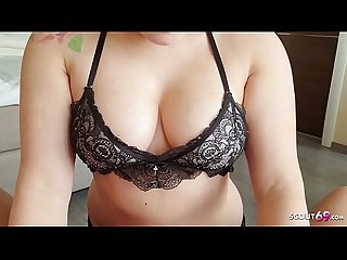 Harter POV Privat Fick f�r Deutsche Holly Banks nach Venus Messe in Berlin - German Teen