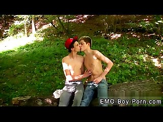Emo movies gay porno skylar west has been waiting in the forest for