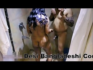 Bangladeshi Couple Shower Sex