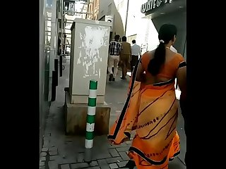 LOW HIP SAREE AND OPEN BACK 2
