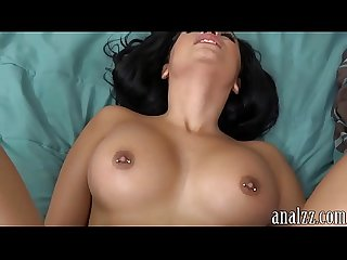 Big boobs gf fucked in her big asshole