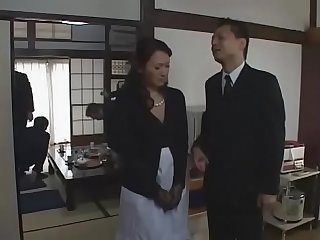 Asian japanese milf pays off her husband S debts pt2 on hdmilfcam com