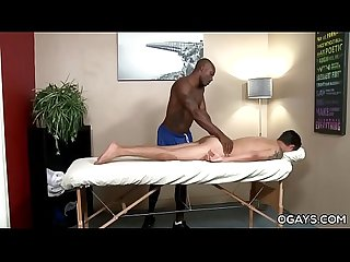Big black cock massage alan kennedy osiris blade