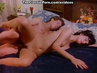 Misty regancomma Rhonda Jo pettycomma Jesse Adams in vintage Ficken Film