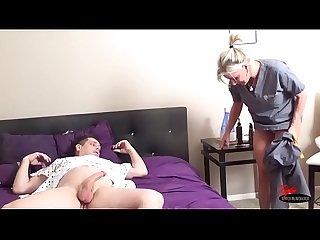 Dr payton hall fucks her young male patients payton hall billy tyler milf cougar