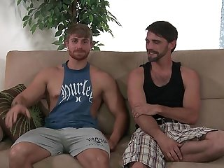 Joe parker fucked by str8 muscle hunk buddy