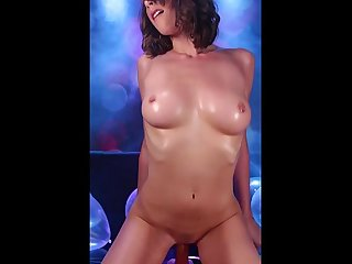 Anya Solo POV Dildo Ride with Double Orgasm