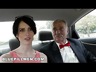 Blue pill men dirty old men stick their dirty old dicks in alex harper s Ass
