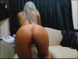 Hot ass amateur babe anal