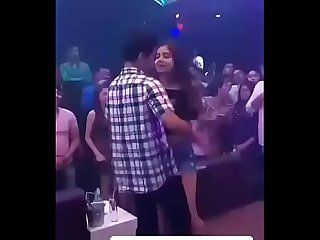 INDIAN GIRL STRIPPING AT COLLEGE PARTY