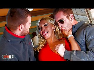 Crazy sick threesome with ginger hell comma ian scott and leo galvez