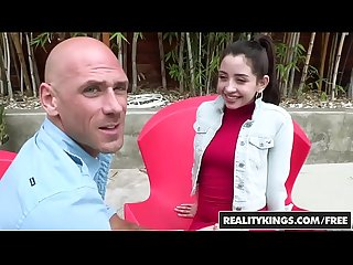 RealityKings - 8th Street Latinas - (Eva Sedona, Johnny Sins) - Naughty Eva