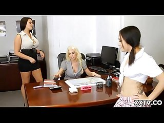 Mom not her step daughter seduce teacher jk1690