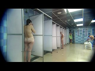 Public shower rooms hidden cam