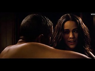 Paula patton topless lingerie 2 guns lpar 2013 rpar
