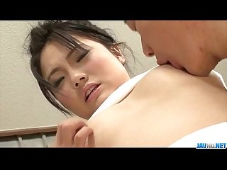 Haruna katou enjoys two cocks in a rough threesome