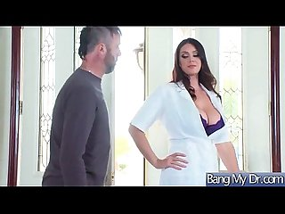 Sex Adventures On Tape Between Doctor And Patient (Alison Tyler) video-01