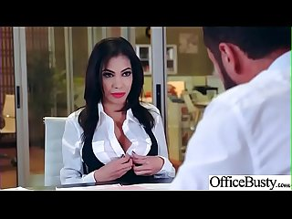 Slut Sexy Girl (Shay Evans) With Big Round Boobs In Sex Act In Office video-27