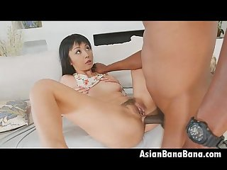 Marica hase getting anal plowed with big black dick