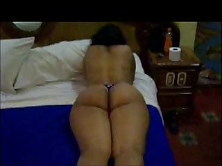 bhabhi tina lying half naked wearing thong