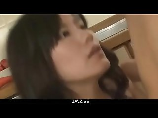 Hot milf Manami Komukai best blowjob ever - From JAVz.se