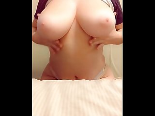 Perfect Huge Amateur Tits Drop Compilation