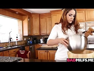 Sexy milf miss raquel shared a huge cock with dauhter