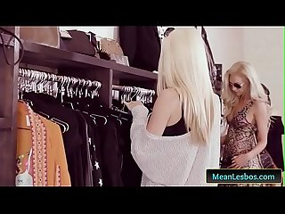 Hot And Mean - The Mess Over The Dress with Jeni Juice & Lyra Law free clip-01