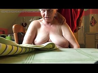 76 year old mother in law nice tits