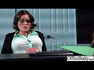 Superb woker girl krissy lynn with big tits get hard sex in office clip 16